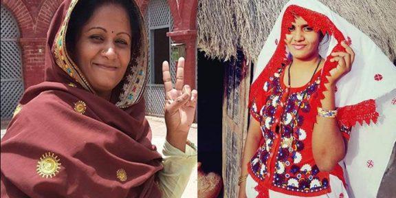 تھر کی عورتوں نے بھی سیاسی جماعتوں کے مد مقابل آنے کی ہمت کرلی