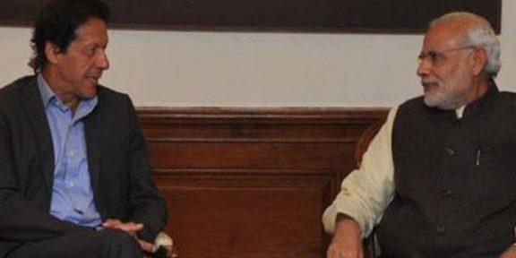 بھارتی وزیر اعظم کا عمران خان سے رابطہ، تعلقات کے نئے دور کے آغاز کا عزم