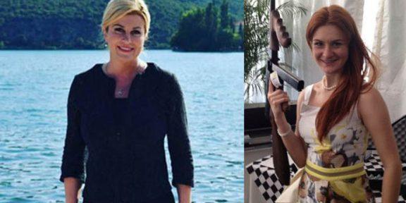 روسی خاتون ماریا بوتیناجاسوسی کرنے کے الزام میں گرفتار