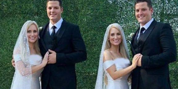 جڑواں بھائیوں ، بہنوں کی شادی