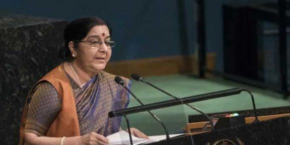 مذاکرات سے فرار کا الزام بھارت پر عائد کرنا درست نہیں