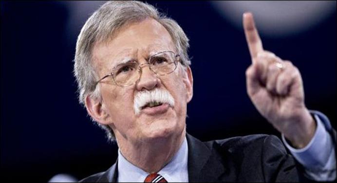 امریکی شہریوں کو نقصان پہنچا تو ایران کو بھرپور جواب دیا جائے گا