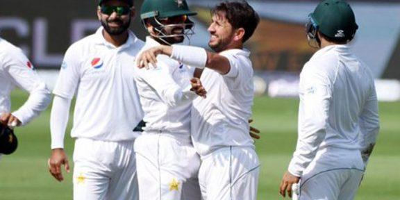 پاکستان نے نیوزی لینڈ کو آؤٹ کلاس کردیا