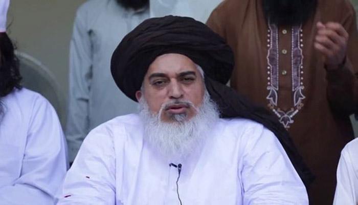 تحریک لیبک نے آئین پاکستان کو للکارا