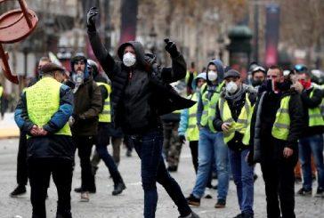 فرانس: تیل کی قیمتوں میں اضافہ، پُرتشدد مظاہروں کا سلسلہ جاری