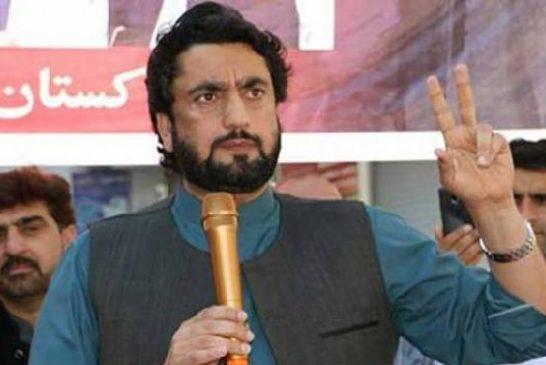 اسلام آباد میں وزیر مملکت داخلہ شہریار آفریدی کا تقریب سے خطاب