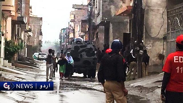 پشاور: حیات آباد آپریشن میں گرفتار دہشتگرد نے اعتراف جرم کرلیا