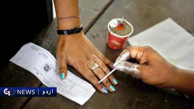 بھارتی انتخابات کا تیسرا مرحلہ: ہنگامہ آرائی، توڑ پھوڑ اور حزب اختلاف پر بم حملے