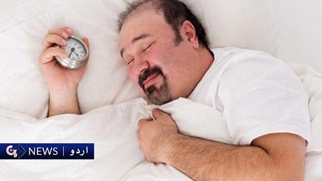 لمبی نیند لیں اور توند سے نجات حاصل کریں
