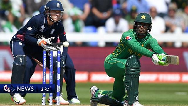 ٹی ٹوئنٹی میچز کا کل سے آغاز، پاکستان اور انگلینڈ آمنے سامنے ہوںگے