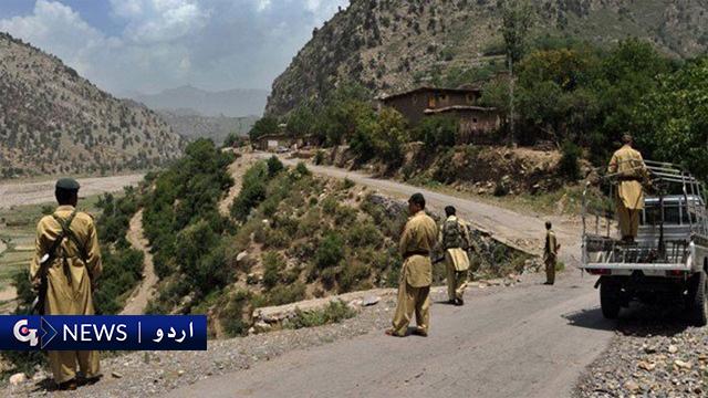 پی ٹی ایم رہنما محسن داوڑ کی ساتھیوں کے ہمراہ میرانشاہ میں چیک پوسٹ پر فائرنگ