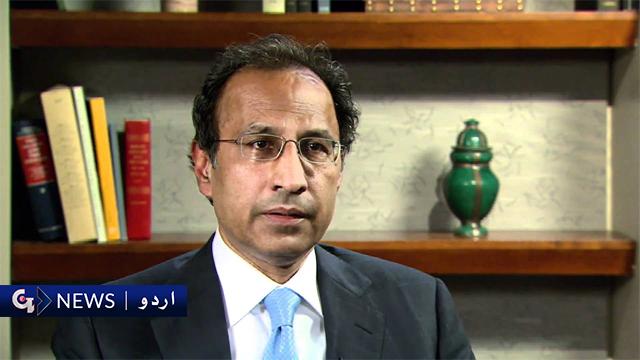 مشیر خزانہ حفیظ شیخ کو بجٹ پیش کرنے سے روکنے کی درخواست مسترد
