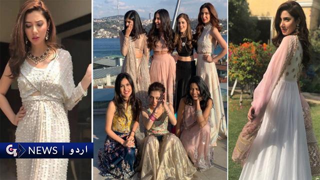 ماہرہ خان کی منگنی کی جھوٹی خبریں وائرل