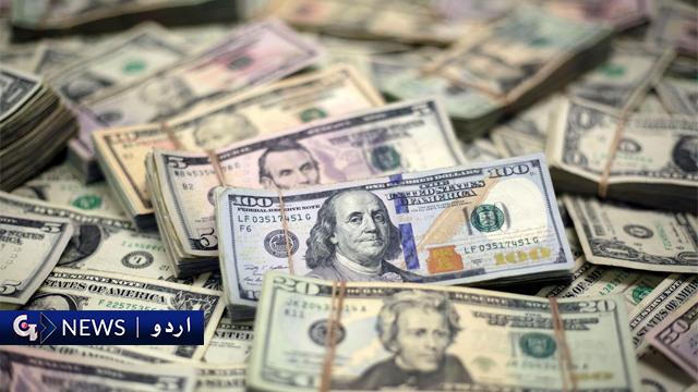 انٹربینک مارکیٹ میں ڈالر 1 روپے 1 پیسے سستا ہوگیا