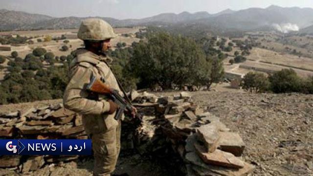 چیک پوسٹ حملے میں زخمی پاک فوج جوان شہید، 5 زخمی