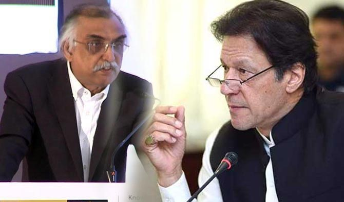 شبر زیدی کو چیئرمین ایف بی آر تعینات کردیا، وزیراعظم