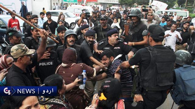 میڈیا ہاؤسز پر حملے کیس کی سماعت 22 جون تک ملتوی