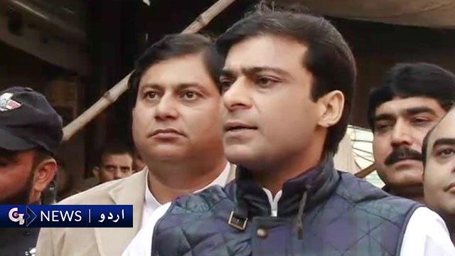 عمران نیازی پاکستانی معیشت پر حملہ آور ہیں : حمزہ شہباز
