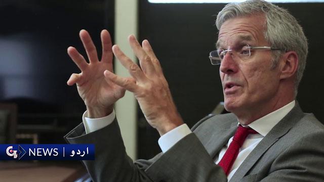 پاکستان اسٹاک مارکیٹ کے سی ای او رچرڈ مورن مستعفی