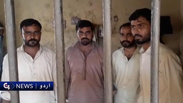 سانگھڑ: عدالت نے لڑکی سے زیادتی کے 3 ملزمان کو پھانسی کی سزا سنادی