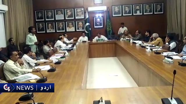سندھ پولیس اصلاحات، حکومت اور اپوزیشن کے درمیان اختلاف برقرار