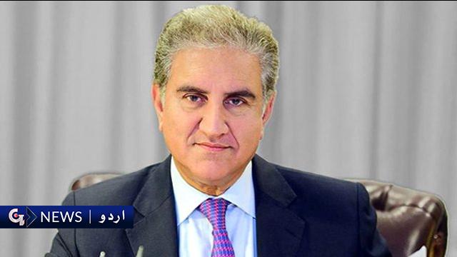 حکومت نے پہلی بار اقتصادی ڈپلومیسی شروع کی ہے، شاہ محمود قریشی
