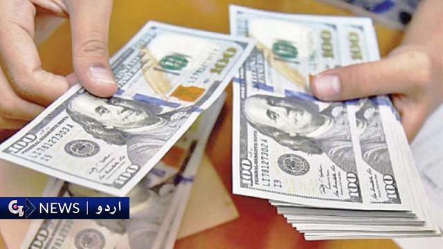 ڈالر میں 3 روپے اضافے کے ساتھ 160 روپے ہوگیا