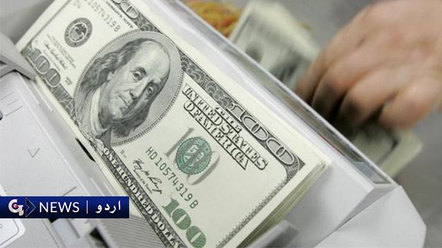 ڈالر کی اڑان جاری، 164 روپے 50 پیسے ہوگیا