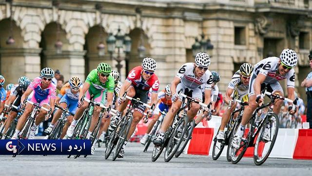ٹور ڈی فرانس سائیکل ریس، گرانٹ تھامس کی دوسری پوزیشن برقرا