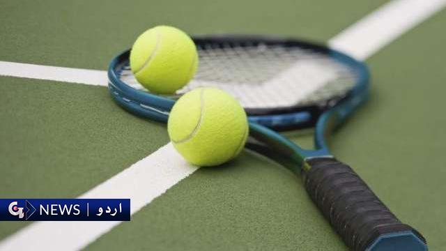 اوپن ٹینس چیمپین شپ کا آغاز جولائی سے ہوگا