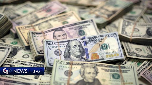 ڈالر 1 روپے 4 پیسے مزید مہنگا، 160.90 روپے تک جا پہنچا