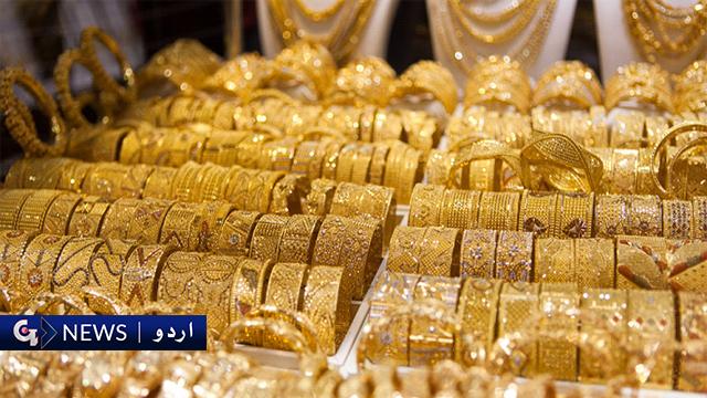 فی تولہ سونا 750 روپے مہنگا، ڈالر160روپے 40پیسے پر پہنچ گیا