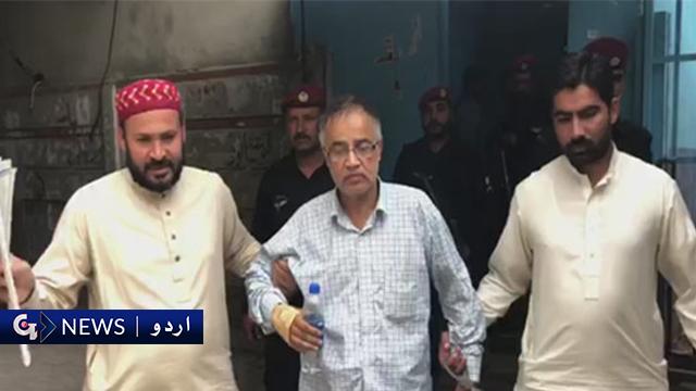ایف آئی اے نے ویڈیو اسکینڈل میں ملوث میاں طارق کے بیٹے کو گرفتار کرلیا