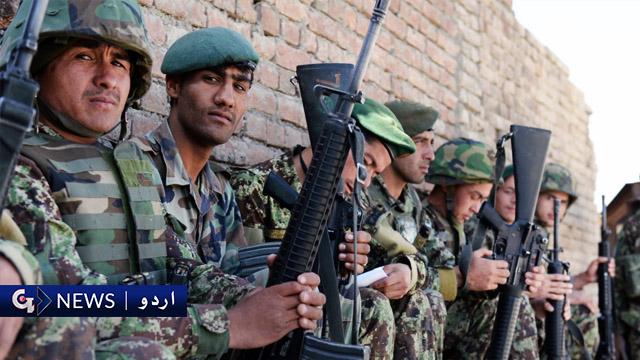 افغانستان، سکیورٹی فورسز کے ساتھ جھڑپوں میں 2 طالبان ہلاک، 2 زخمی