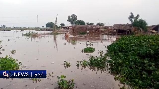 بھارت نے دریاؤں میں پانی چھوڑ دیا، پنجاب اور خیبر پختونخواہ میں سیلاب کا خطرہ