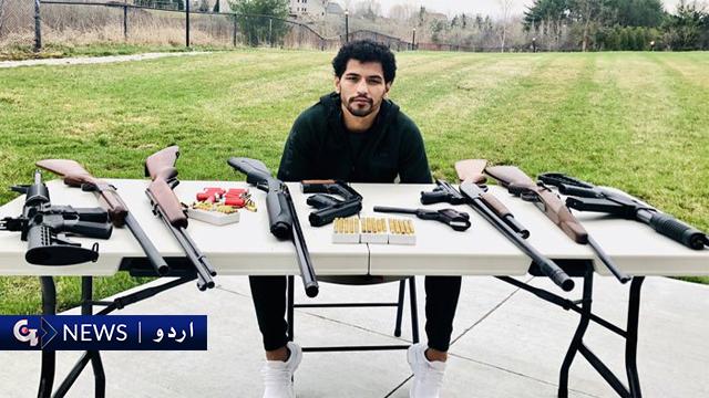بھارتی باکسر نے اسلحہ سجا کر عامر کو مقابلے کے لیے چیلنج کردیا