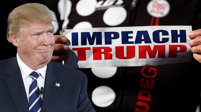 واشنگٹن میں طاقت کے دیگرمراکز صدر ٹرمپ کے خلاف کارروائی کے موڈ میں