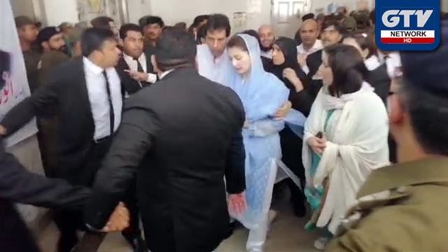 مریم نواز اور عباس شریف جوڈیشل ریمانڈ پر کوٹ لکھپت جیل منتقل