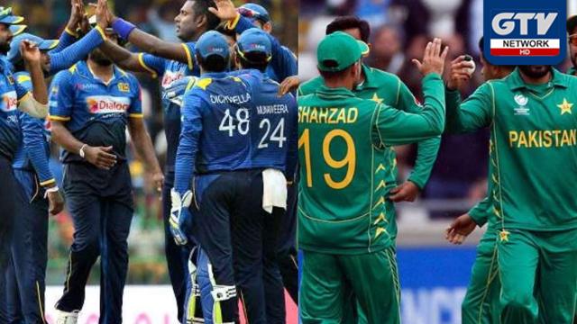 پاکستان اور سری لنکا