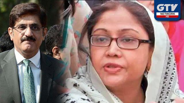 سندھ حکومت کا وزیراعلیٰ ہاؤس پنجاب کے سامنے دھرنے کا فیصلہ