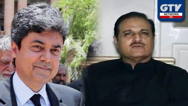 آرٹیکل 149 کے معاملے پر پی ٹی آئی سندھ کی قیادت ناراض، فروغ نسیم کو ہٹانے کا مطالبہ
