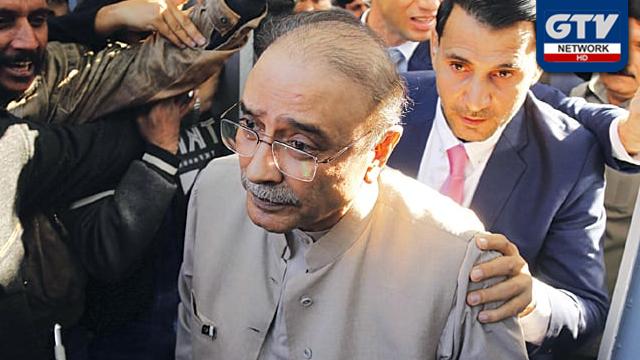 آصف زرداری کی جیل سے اسپتال منتقلی کی درخواست پر فیصلہ محفوظ
