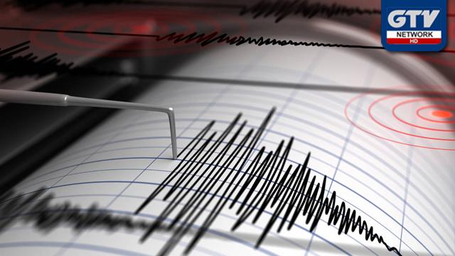 زلزلے کے جھٹکے