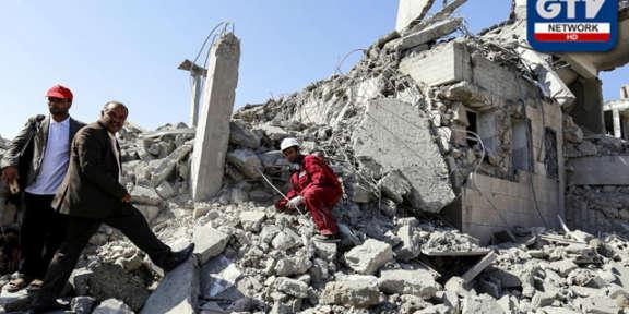 یمن میں فضائی