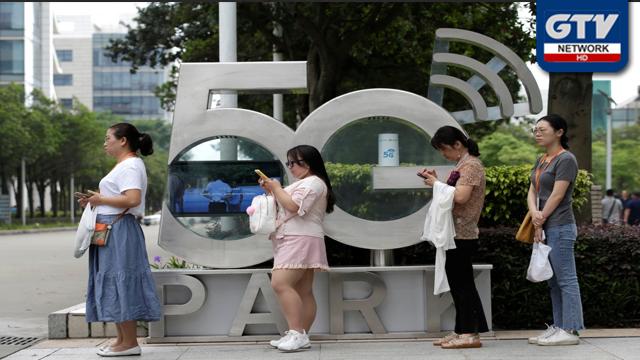 چین میں موبائل فونز پر تیزترین فائیو جی نیٹ ورک کا آغاز کردیا گیا