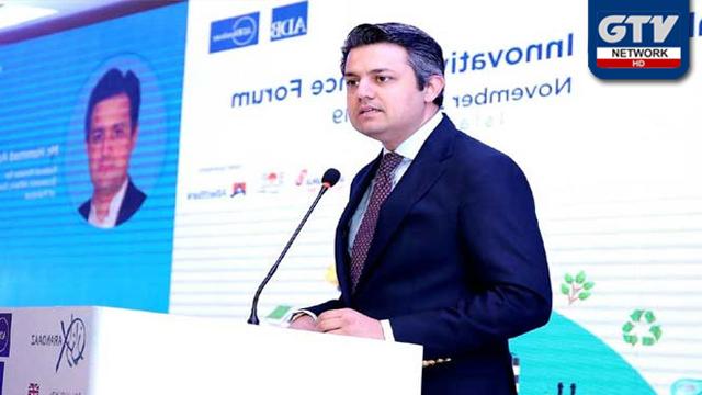 آئندہ 4 برس میں چھوٹے کاروبار کی تعداد 7 لاکھ تک ہوجائے گی، وفاقی وزیر