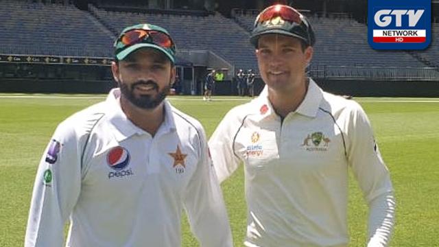 ٹیسٹ سیریز سے قبل سائیڈ میچ، پاکستان اور آسٹریلیا اے کا مقابلہ