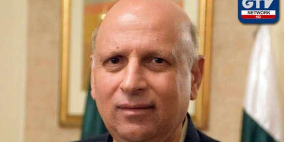 چوہدری محمد سرور