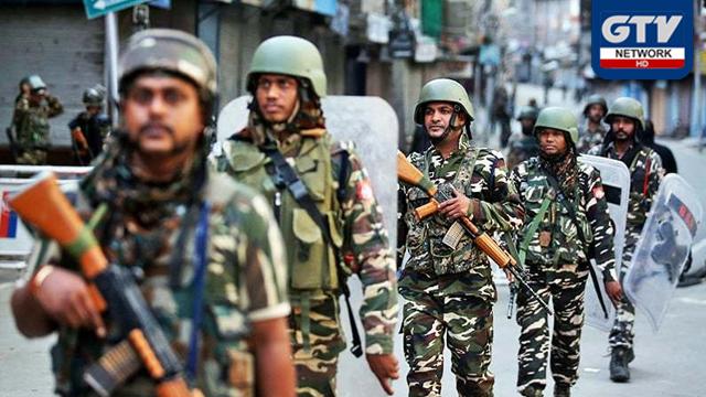 مقبوضہ کشمیر : عوام نے قید میں ایک سو سولا دن گزار لیئے