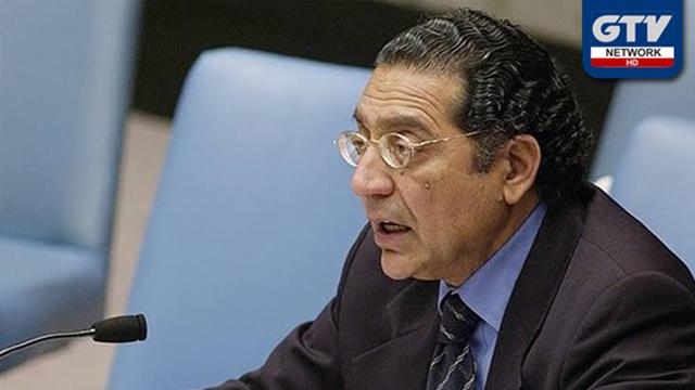 اقوام متحدہ میں پاکستان کے نئے مستقل مندوب منیر اکرم نے عہدے کا چارج سنبھال لیا